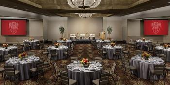 USC Hotel weddings in Los Angeles CA