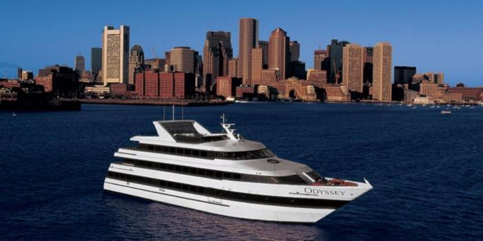 Odyssey Boston wedding venue picture 1 of 11 - Provided by: Entertainment Cruises, Odyssey Boston