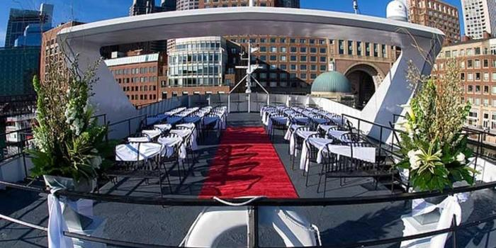 Odyssey Boston wedding venue picture 5 of 11 - Provided by: Entertainment Cruises, Odyssey Boston