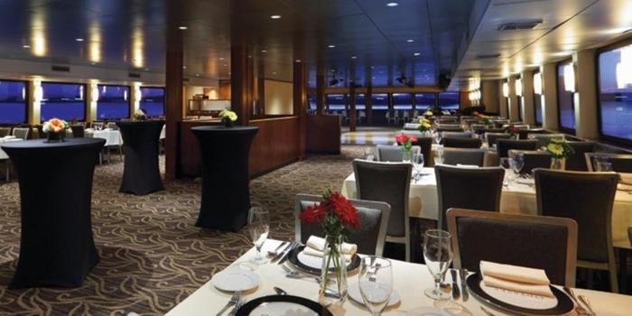 Odyssey Boston wedding venue picture 7 of 11 - Provided by: Entertainment Cruises, Odyssey Boston