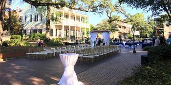 Fort Conde Inn weddings in Mobile AL