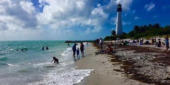 Bill Baggs Cape Florida State Park weddings in Key Biscayne FL
