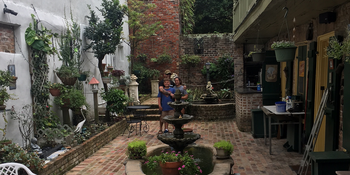 The Courtyard weddings in New Orleans LA