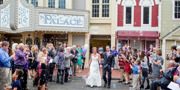 Adventureland Resort wedding Des Moines