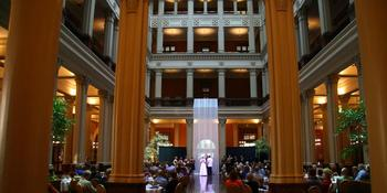 Landmark Center weddings in Saint Paul MN