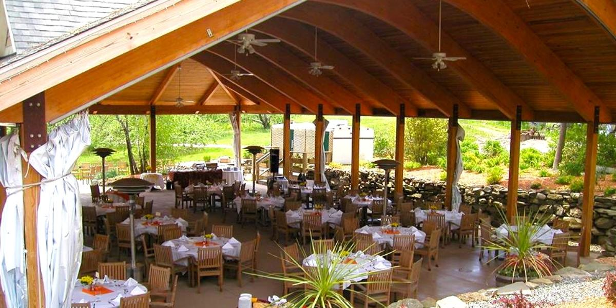 Nashoba valley winery pavilion weddings for Outdoor wedding venues ma
