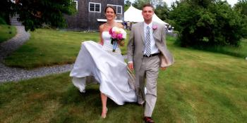 Pilgrim's Inn weddings in Deer Isle ME