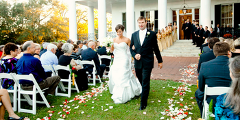 Dunleith Historic Inn weddings in Natchez MS