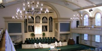 First Baptist Church Of Decatur weddings in Decatur GA