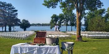 Lutheran Lakeside Camp weddings in Spirit Lake IA
