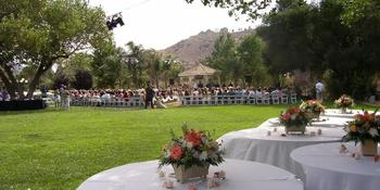 Hazy Meadow Ranch weddings in Lakeside CA