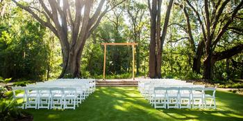 the secret garden at paradise spring weddings in lithia fl