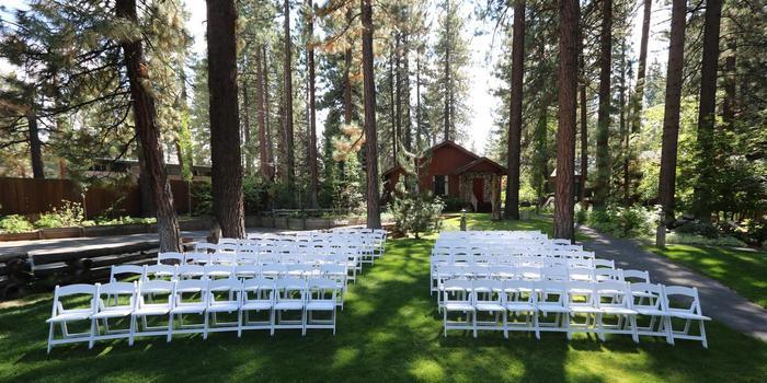Black Bear Lodge wedding Lake Tahoe