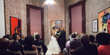 The George & Leah McKenna Museum of African American Art weddings in New Orleans LA