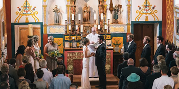 Presidio Chapel weddings in Santa Barbara CA