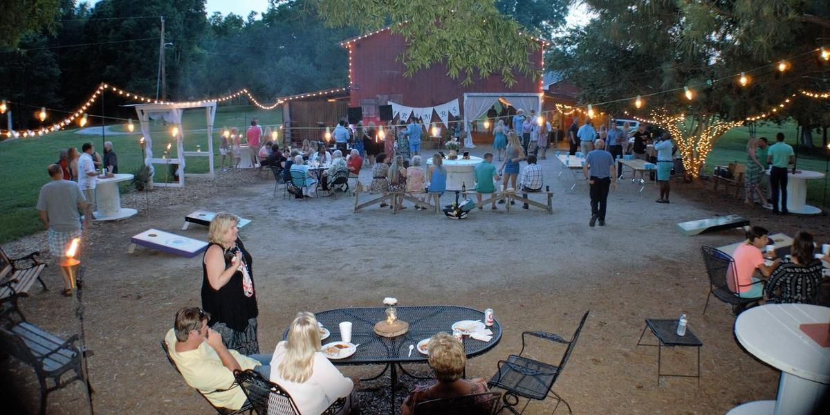 Red Barn Events Weddings | Get Prices for Wedding Venues in KS