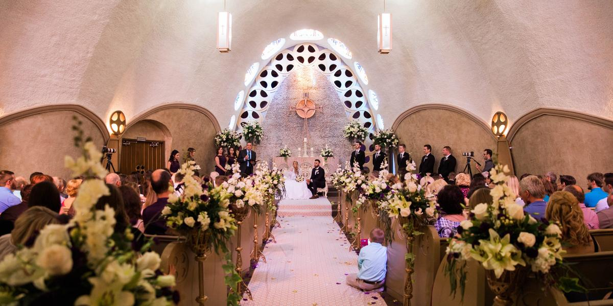 Get Prices For Wedding Venues In: Chapel On The Hill Weddings