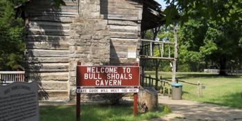 Diamond Chapel Room in Bull Shoals Caverns weddings in Bull Shoals AR