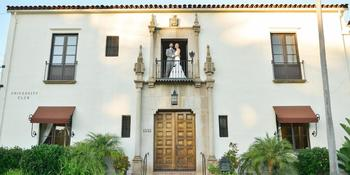 Riviera Mansion Weddings in Santa Barbara CA