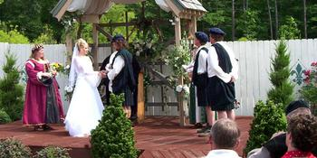 Georgia Renaissance Festival weddings in Fairburn GA