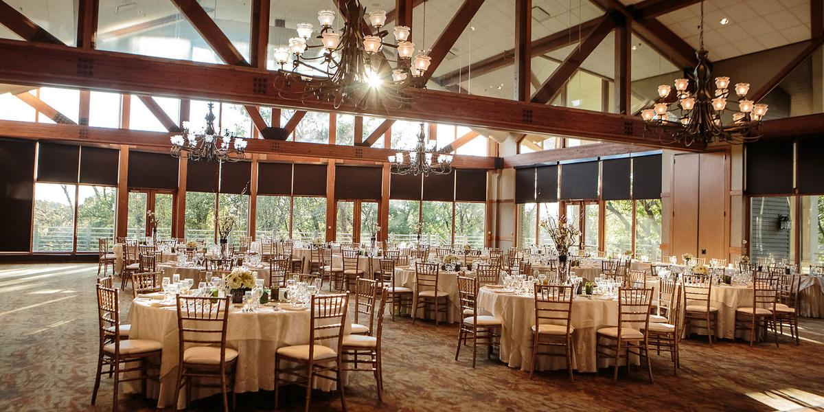 Great Wedding Venue Near Chicago: Eagle Ridge Resort & Spa Weddings