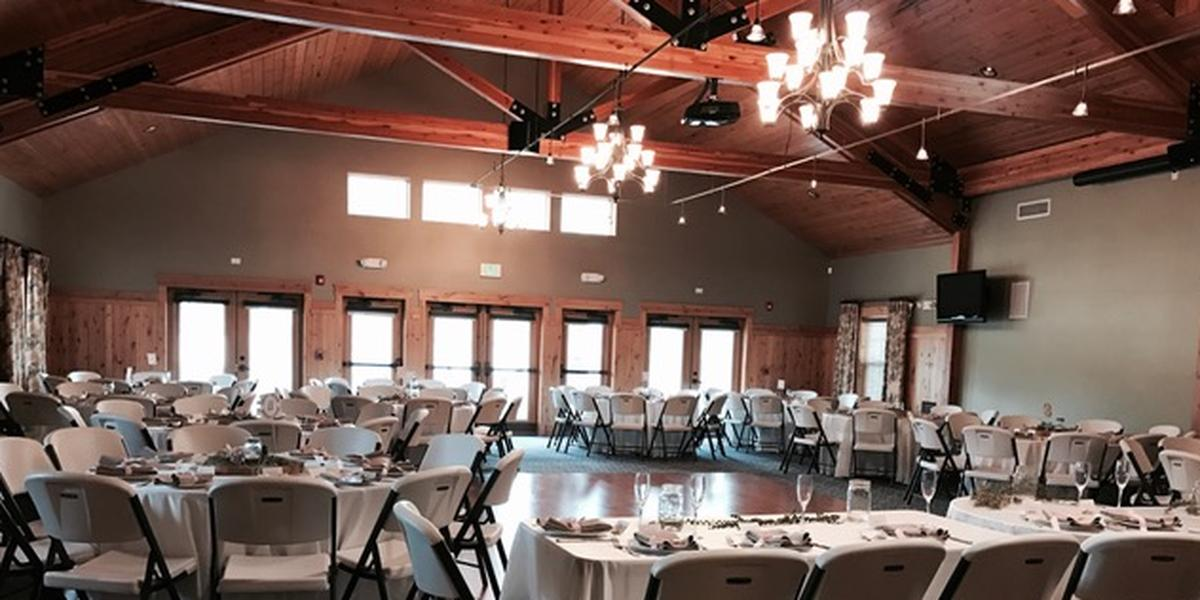 The Lodge At Mackenzie Place Weddings Get Prices For