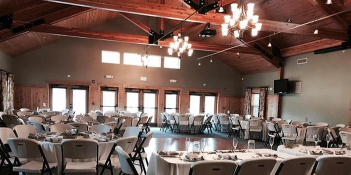 The Lodge At Mackenzie Place Weddings
