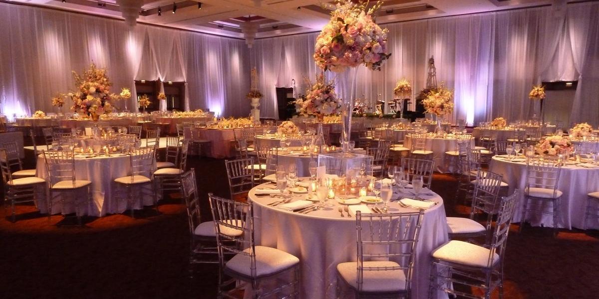 Von Braun Center North Hall Weddings In Huntsville AL