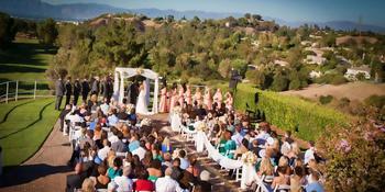 Braemar Country Club weddings in Los Angeles CA
