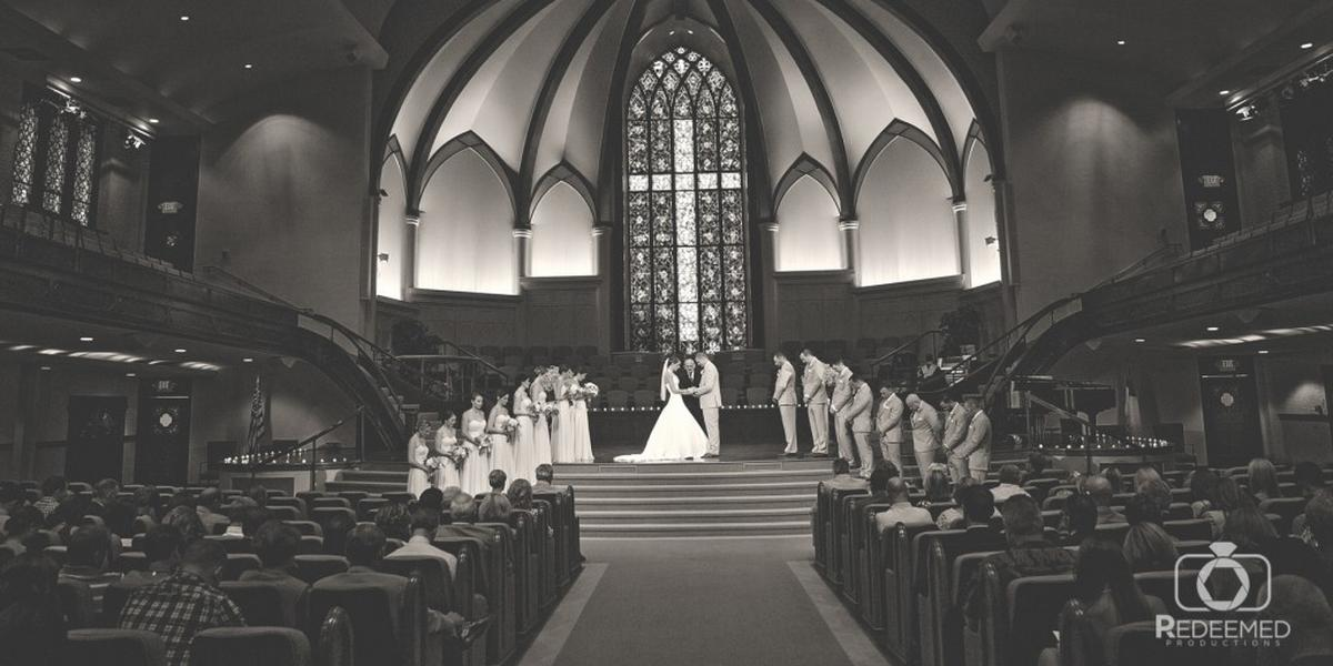 First Baptist Tulsa Weddings | Get Prices for Wedding ...