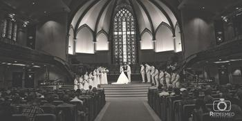 First Baptist Tulsa weddings in Tulsa OK