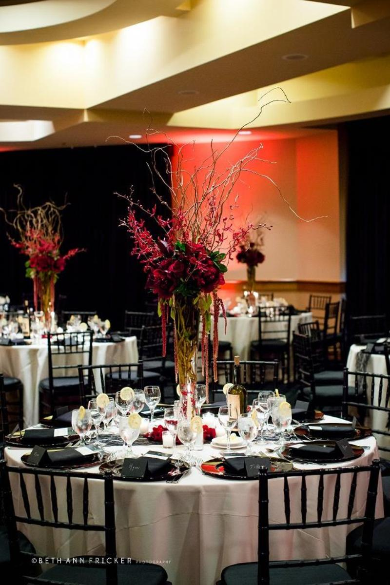 Le Meridien Cambridge-MIT wedding venue picture 5 of 13 - Photo by: Beth Ann Fricker Photography