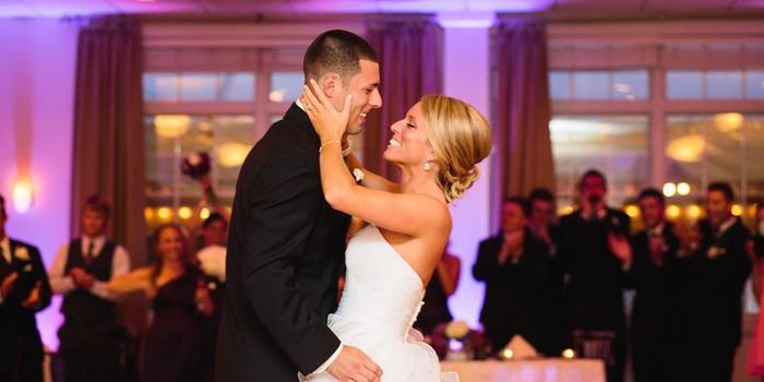 Brookstone wedding New Hampshire
