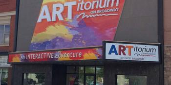 ARTitorium on Broadway weddings in Idaho Falls ID