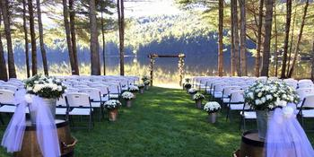 Maine Lakeside Resort weddings in Caratunk ME