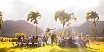 Maui Tropical Plantation & The Mill House Restaurant Weddings in Waikapu HI