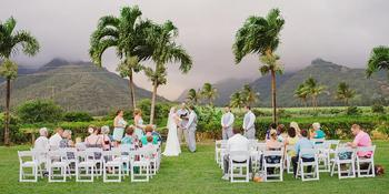 The Mill House at Maui Tropical Plantation weddings in Waikapu HI