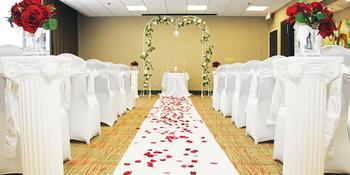 Holiday Inn Charlotte University Place weddings in Charlotte NC