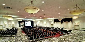 Radisson Hotel Harrisburg weddings in Camp Hill PA