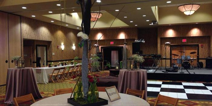 The Bancorpsouth Arena And Conference Center Wedding Venue Picture 4 Of Provided By