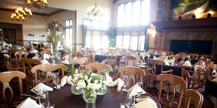 Jefferson Landing Golf Resort wedding Winston-Salem/Mountains