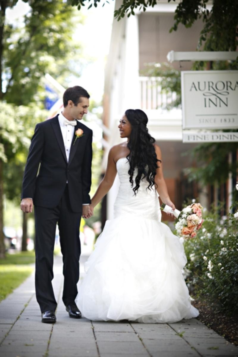 The Inns of Aurora wedding venue picture 15 of 16 - Photo by: Clark + Walker Photography