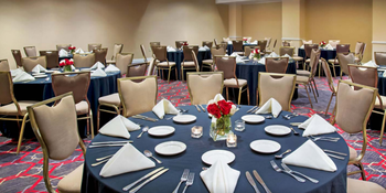 Four Points by Sheraton Melville Long Island weddings in Plainview NY