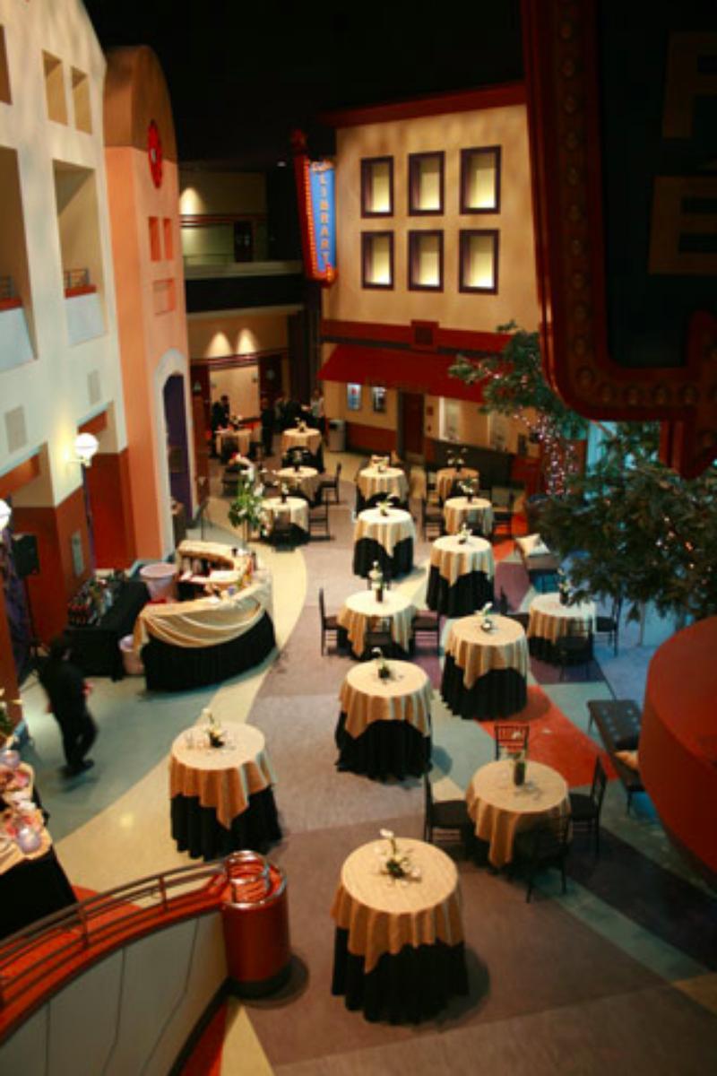 Victoria Gardens Cultural Center Weddings