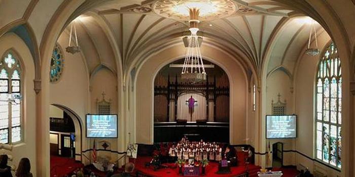 First United Methodist Church of Mishawaka wedding Northwest Indiana