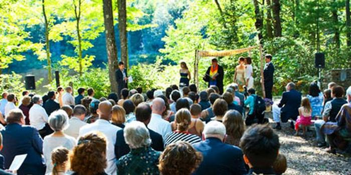 Berkshire outdoor center weddings get prices for wedding for Outdoor wedding venues ma