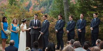 Berkshire Outdoor Center weddings in Becket MA