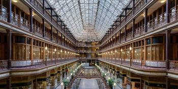 Hyatt Regency Cleveland At The Arcade weddings in Cleveland OH