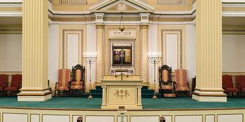 Ohef Sholom Temple weddings in Norfolk VA