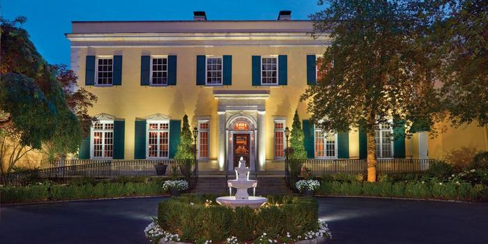 The Mansion at Oyster Bay wedding Long Island